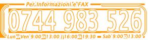 Tecnograph Copisteria - Numero di telefono: +39 0744983526